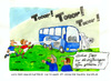 Cartoon: Schalke 04 (small) by Mario Schuster tagged karikatur,cartoon,mario,schuster,schalke,bayern,bundeliga,fußball