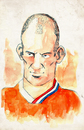 Cartoon: Aryen Robben (small) by Thomas Berthelon tagged berthelon,thomas,worldcup,world,cup,2010,mondial,football,robben