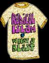 Cartoon: Radical Islam -- What a Blast (small) by royblumenthal tagged bomb,blast,suicide,islam,tshirt