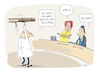 Cartoon: Faultier versus Bienchen (small) by droigks tagged studium,physiker,bwl,student,effizienz,faul,fleissig,kritisch,schicksalsergeben,droigks,professor,anforderung