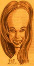 Cartoon: Lindsey Lohan (small) by Tzod Earf tagged lindsey,lohan,caricature