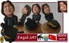 Cartoon: Fazil SAY (small) by mussaygin tagged fazil,say,neseli,bustler,ustamustafa