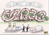Cartoon: GERZE (small) by mussaygin tagged gerze,thermal,reactor,activist
