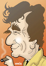 Cartoon: Peter Falk (small) by Ca11an tagged peter,falk,columbo,caricatures