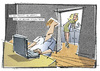 Cartoon: Posting (small) by Jan Rieckhoff tagged internet,web,computer,laptop,kinder,verständnis,nerd,eltern,generation,unterschied,posten,mail,email,communikation,medien,multimedia,social,network,twittercartoon,jan,rieckhoff