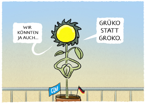 Cartoon: Grünkohlraute (medium) by markus-grolik tagged berlin,cdu,csu,gruene,koalition,spd,fdp,linke,waehler,merkel,wahlumfrage,green,washing,grueko,groko,berlin,cdu,csu,gruene,koalition,spd,fdp,linke,waehler,merkel,wahlumfrage,green,washing,grueko,groko