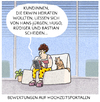 Cartoon: ... (small) by markus-grolik tagged mann,frau,beziehung,trennung,hochzeit,heiraten,heirat,online,dating,tinder,portal,internet,startup