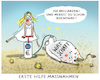 Cartoon: Hilfspaket... (small) by markus-grolik tagged pumpe,pumpen,wirtschaft,leyen,750,milliarden,eu,staaten,massnahmen,unterstuetzung,zuschuesse,hilfspaket,corona,erste,hilfe