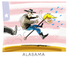 Cartoon: ...Roy Moore... (small) by markus-grolik tagged roy,moore,usa,alabama,donald,trump,republikaner,senatoren,amerika,us