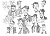 Cartoon: TMFO Nostalgia Critic SET_A (small) by BDTXIII tagged doug,walker,nostalgia,critic