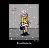 Cartoon: Frostituierte (small) by Marcus Trepesch tagged whore,winter,sex,cartoon
