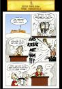 Cartoon: Passion Part 10 (small) by Marcus Trepesch tagged jesus,passion,religion,funnies