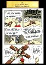 Cartoon: Passion Part 11 (small) by Marcus Trepesch tagged jesus,religion,funnie,torture