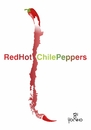Cartoon: Red Hot CHILE Peppers (small) by Tonho tagged chile,map,chili,peppers,parody