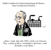 Cartoon: Kaiserschmarrn (small) by Simpleton tagged franz,beckenbauer,sklaven,blatter,fifa,ethikkommission,filz,korrruption