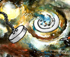 Cartoon: End of the Universe (small) by hopsy tagged universe,black,hole,end,of,the,world