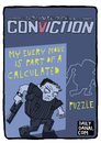 Cartoon: Splinter Cell Conviction (small) by Dailydanai tagged splinter,cell,conviction,ubisoft,sam,fisher,dailydanai