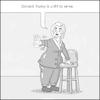 Cartoon: unfit (small) by creative jones tagged unfit,debate,presidential