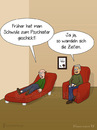 Cartoon: Psychiater (small) by fcartoons tagged couch,fun,funny,upset,rage,gay,man,picture,psychiatrist,red,bild,brille,cartoon,fcartoons,lustig,psychiater,psychology,rot,schwul,sofa,verrückt