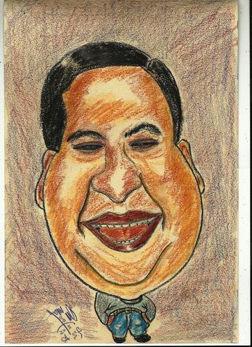 Cartoon: ALAA WALY ELDEEN (medium) by AHMEDSAMIRFARID tagged alaa,waly,eldin,ahmed,samir,farid,actor,egypt,cartoon,caricature