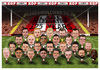 Cartoon: SUFC squad caricature (small) by brendanw tagged brendanwilliams,caricature,sufc,blades,united,sheffield,sheffieldunited,sheffutd,sheffieldunitedcaricaturist,sheffieldunitedcaricature,teamcaricature,squadcaricature,bladescaricature,sufccaricature,sheffunitedcaricature,sufcposter,sheffieldcaricaturist