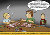 Cartoon: collect them all (small) by pierre-cda tagged rauchen,zigaretten,gesundheit,gesetz,schockfotos,schockbilder