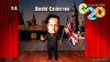 Cartoon: David Cameron (small) by TwoEyeHead tagged g20,david,cameron,uk,brisbane,australia