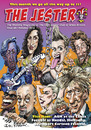 Cartoon: Jester Cover (small) by Ian Baker tagged jester,cartoonists,club,of,great,britain,ian,baker,caricatures,artwork,music,rock,pop,blues,ginger,eric,clapton,alanis,morisette,rod,stewart,madonna