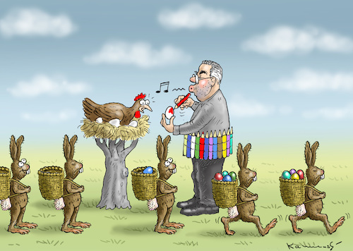 Cartoon: FROHE OSTERN ! (medium) by marian kamensky tagged theresa,may,putin,sergei,skripal,novichok,russia,kgb,poison,attack,england,agents,präsidentenwahl,in,russland,theresa,may,putin,sergei,skripal,novichok,russia,kgb,poison,attack,england,agents,präsidentenwahl,in,russland
