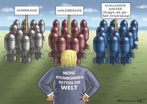 Cartoon: TRUMP WILL DIE WELT RETTEN (medium) by marian kamensky tagged brexit,theresa,may,england,eu,schottland,weicher,wahlen,boris,johnson,nigel,farage,ostern,seidenstrasse,xi,jinping,referendum,trump,monsanto,bayer,glyphosa,strafzölle,brexit,theresa,may,england,eu,schottland,weicher,wahlen,boris,johnson,nigel,farage,ostern,seidenstrasse,xi,jinping,referendum,trump,monsanto,bayer,glyphosa,strafzölle