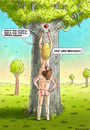 Cartoon: Adam und Eva (small) by marian kamensky tagged adam,und,eva,bibel,religion,erotik,sex