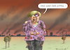 Cartoon: Der Gipfel (small) by marian kamensky tagged g20,in,hamburg,welcome,to,hell