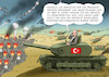 Cartoon: KÖNIGSMACHER ERDOGAN (small) by marian kamensky tagged afrin,kurden,erdogan,syrien,aramenien,genozid,präsidentenwahlen,türkeiwahlen,kurdistan,trump,is