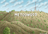 Cartoon: METOOWOOD (small) by marian kamensky tagged weinstein,me,too,oscar,hollywood