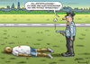 Cartoon: SCHOCKPOLIZIST (small) by marian kamensky tagged phoenix,usa,tötung,eines,schwarzen,rassismus