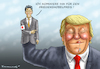 Cartoon: SHINZO ABE DREHT DURCH (small) by marian kamensky tagged venezuela,maduro,trump,putin,revolution,oil,industry,socialism