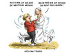 Cartoon: Vatikan Tango (small) by marian kamensky tagged angela,merkel,papst,franciscus,vatikan,katholische,kirche