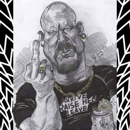 Cartoon: Stone Cold Steve Austin. (medium) by RoyCaricaturas tagged caricaturas,stonecold,wwf,wwe,wrestling,steveaustin