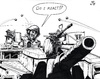 Cartoon: Intifada stone revolution (small) by paolo lombardi tagged palestine,israel,peace,war