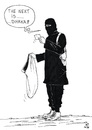 Cartoon: Lottery of Terror (small) by paolo lombardi tagged isis,terrorism