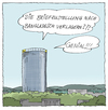 Cartoon: Neues aus dem Tower (small) by fussel tagged post,streik,poststreik,tower,posttower,verdi,privatisierung,bulgarisierung,arbeit,arbeitskampf,outsourcing,shareholder,value,fussel,cartoons