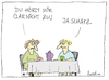 Cartoon: zuhoeren (small) by fussel tagged sprechen,ehe,kommunikation