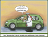 Cartoon: Anrede bei Verkehrskontrolle (small) by SoRei tagged anrede,franken,polizist,kontrolle