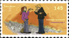 Cartoon: Briefmarke Coburg (small) by SoRei tagged coburger,bratwurst,impressionen,briefmarken