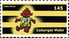 Cartoon: Briefmarke Coburg 9 (small) by SoRei tagged regional,insider,briefmarke,coburg