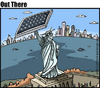 Cartoon: World Solar Power (small) by George tagged world,solar,power