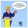 Cartoon: CDU Bundesparteitag (small) by Timo Essner tagged angela,merkel,cdu,bpt28,bundesparteitag,2015,deutschland,cartoon,timo,essner