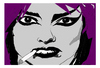 Cartoon: Nina Hagen (small) by Carma tagged nina,hagen,music,rock,portrait,celebrities,punk