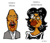 Cartoon: Oprah (small) by Carma tagged oprah,winfrey,martin,luther,king