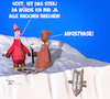 Cartoon: Mutig (small) by Rüsselhase tagged schifaher,tod,schnee,mutig,angsthase